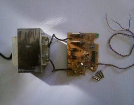 схема зарядного устройства для шуруповерта интерскол